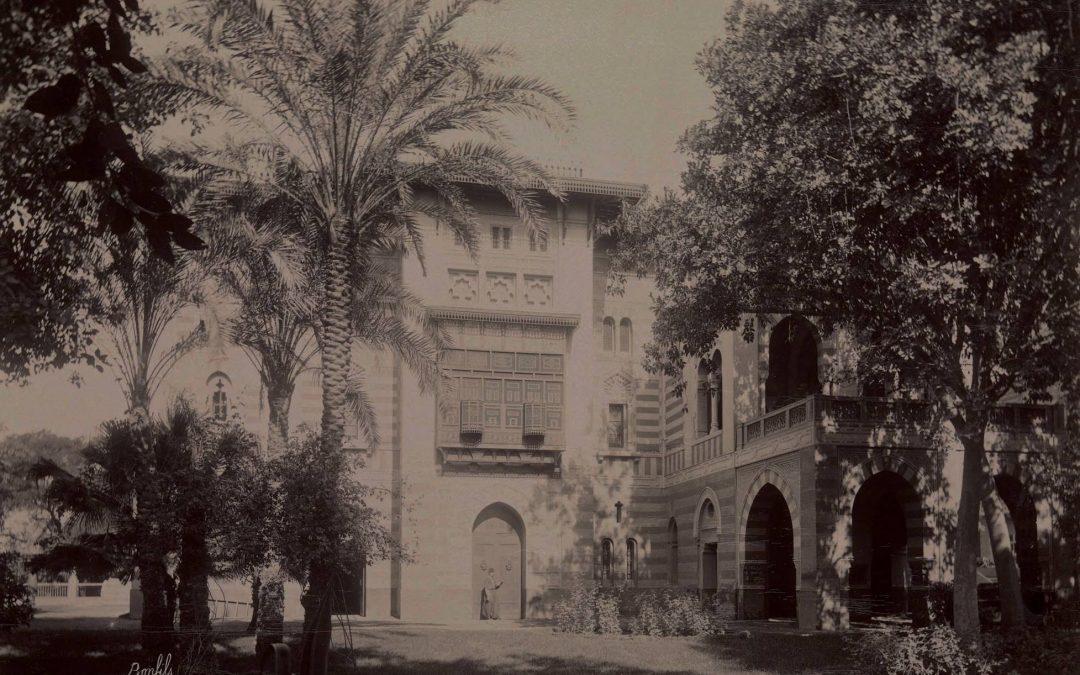 À l'Orient du monde. Diplomatie européenne et architecture par-delà les rivages de la Méditerranée (1770-1920)