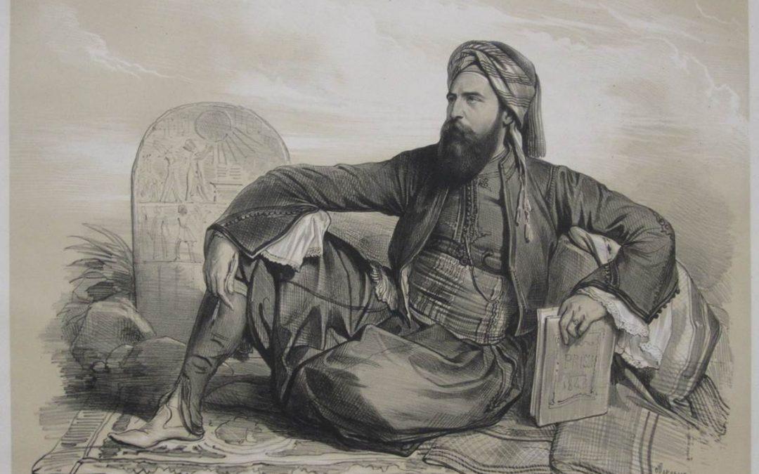 L'Égypte d'Émile Prisse d'Avennes (1807-1879) artiste et antiquaire