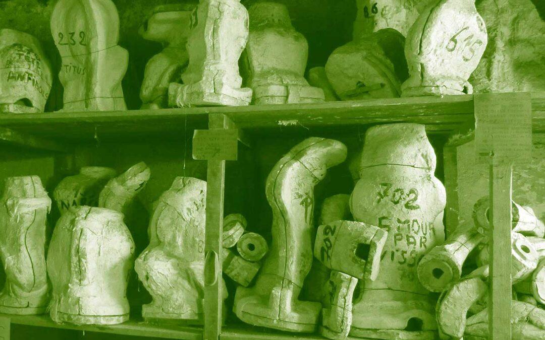 15/10/2019 | En quête d'objets – Séminaire « Usages (historiens) des objets »