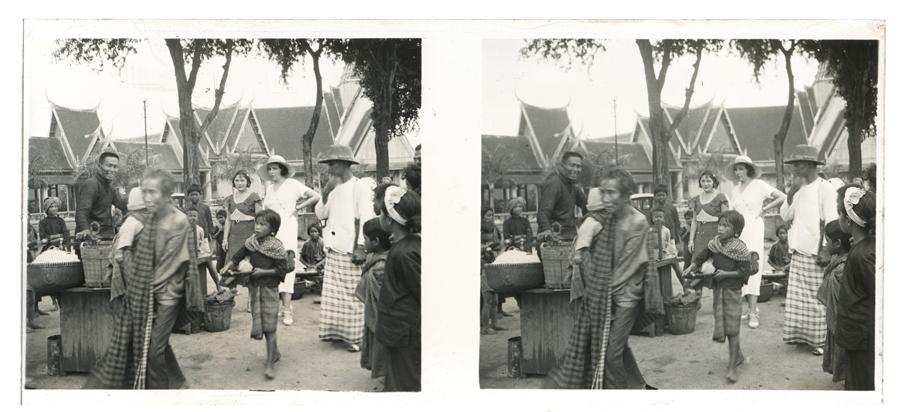 Photographie du Cambodge années 1920