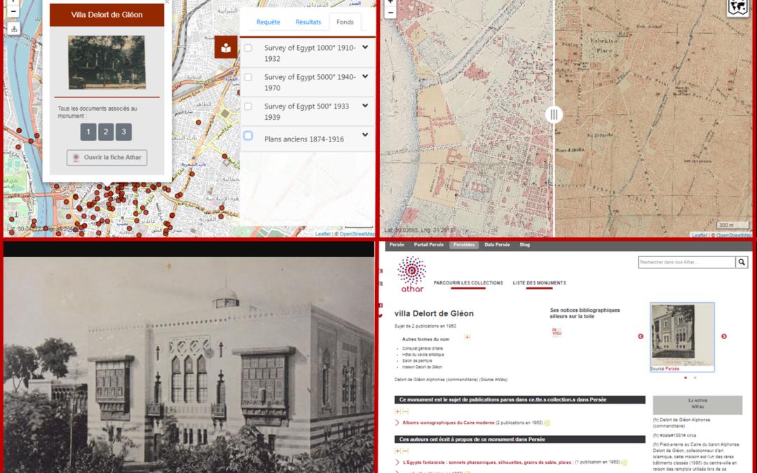 Journée d'étude du programme « La fabrique du Caire moderne »