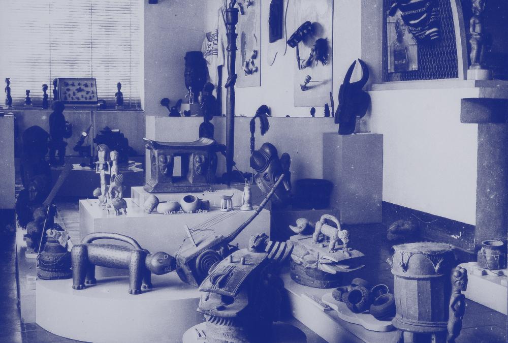 05/05/2021 | Usages historiens des objets #4 : les musées de l'IFAN