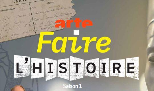 08/05/2021 | ARTE : Faire l'histoire avec des objets